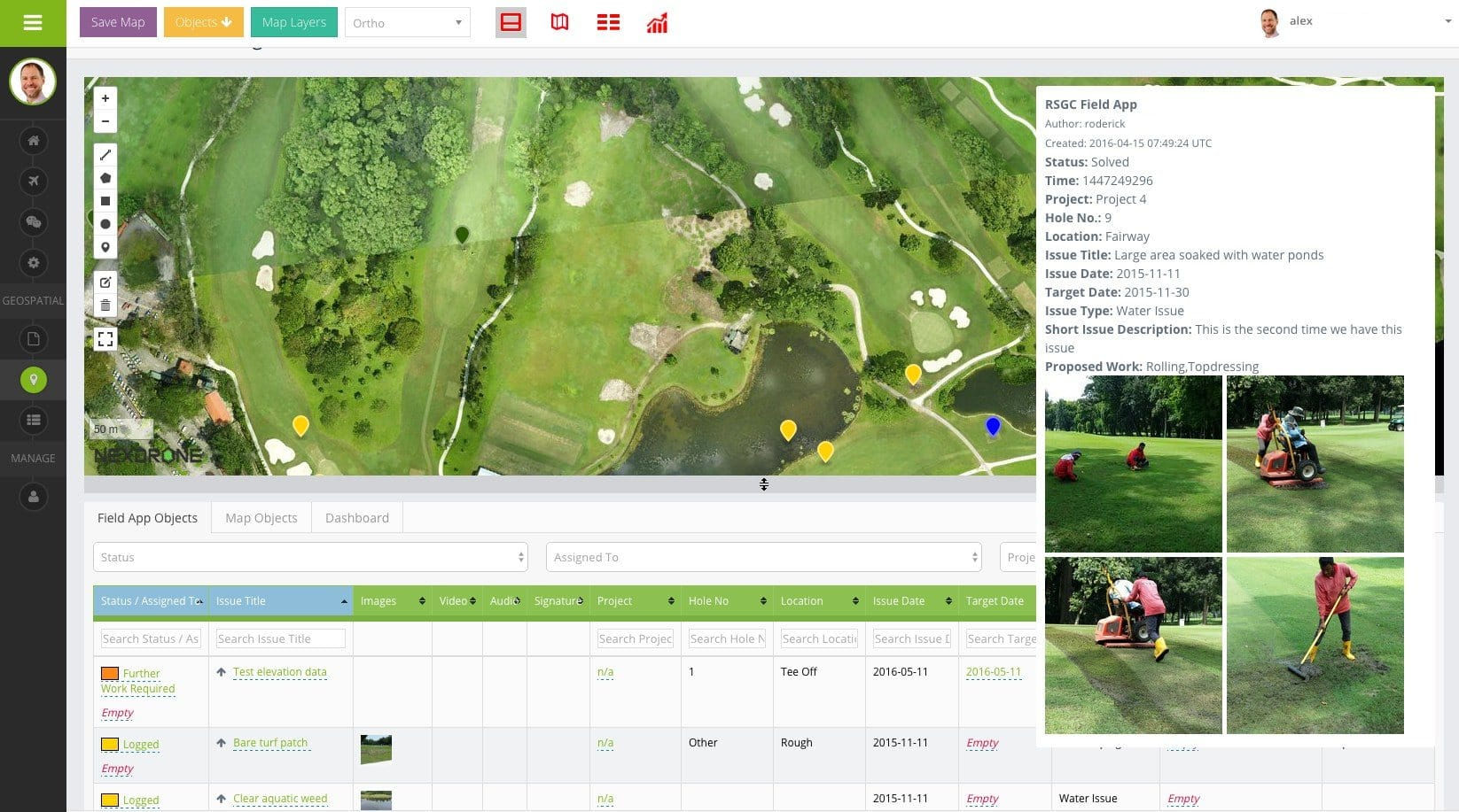 Why golf courses are the next thing in drone mapping | MapGage